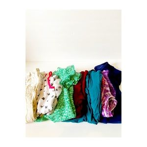 Lot of Girls clothes size 6-7